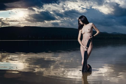Lady of the Lake by idaniphotography