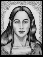 Luthien Tinuviel by Theophilia