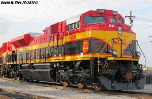 The Last London Built EMD SD70ACe 4136 E STL IL by EternalFlame1891