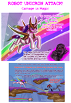 ROBOT UNICRON ATTACK! by Killer-Sweet