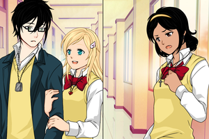 Ugh! Why Does He Have To Be A Ladies Man? by Lolita64