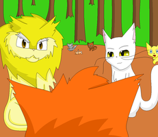 Welcome home! (ssswarriorcats style) by thelongdreamer