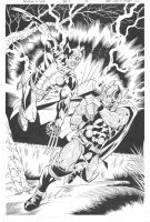 Wolverine Vs. Thor 02 - p. 02 by willortego