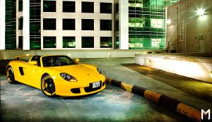 Porsche Carrera GT Part III by Mishari-Alreshaid