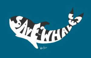 Save the Whales by Soapysudsies