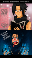 Sasuke Discovers Twilight by BreakingSasuke