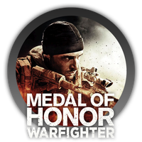 Medal of Honor Warfighter - Icon by Blagoicons