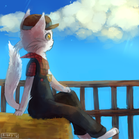 To The Clouds by Cherkivi
