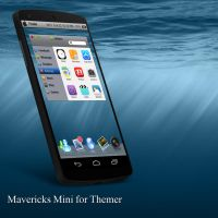 Maverick Mini Zooper theme by homebridge