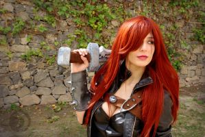 Katarina cosplay9 - Dragonstrace by DragonsTrace