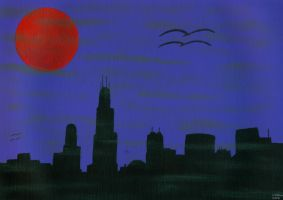Children of the Night, Chicago by 12jack12