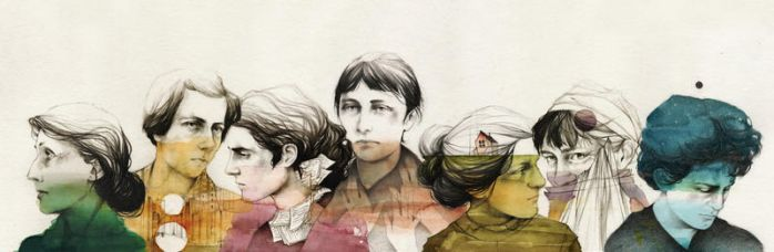 Quiet Resilience project by elia-illustration