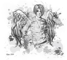 Angel Ink by Eligius-san