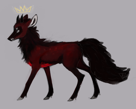 wolf prince by deadwoodsphinx
