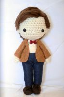 11th Doctor by Shiek-sama