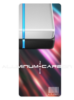 Aluminum+Carbon by light2007