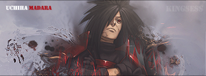 Madara reborn Signature by kingsess