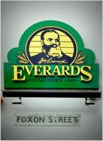 Leicester Everards Brewery by Chrobal