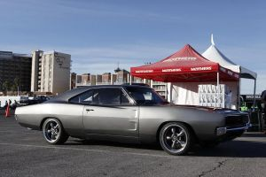 Dodge Charger by OkamIGrey