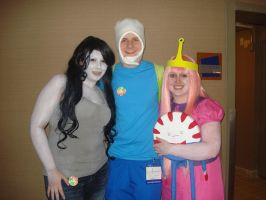 Adventure Time Cosplay by fmagirl09