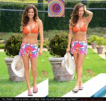 Brooke Burke-Ensnared! (Part 4) by HypnoHunter