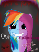 our little cupcake factory cover by shadawn111