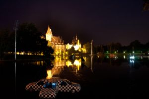 Budapest by h-o-p