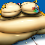Gigantic Roy Koopa by RickyDemont
