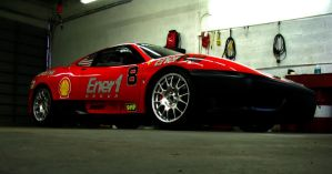 Ferrari 360 Challenge in shop by SpeedDodici