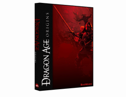Dragon Age Origins Box Art by Zakafein
