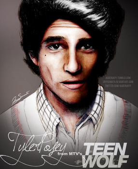 Tyler Posey by JayySonata