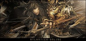 Atlantica Online tag by dsquaredgfx