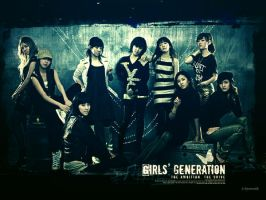 Girls' Generation - Arena by spazmatikster