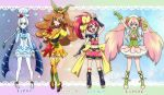 Pretty cure season touch by RoseClouds
