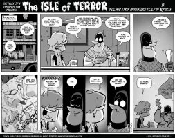The Isle of Terror pt.13 by thecheckeredman