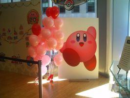 Kirby 20th at Nintendo World 04 by MarioSimpson1