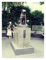 Hachiko by Goth-Virgy