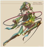 RYDIA by Pryce14