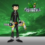 FusionFall Numbuh 7th Heaven by Redtriangle