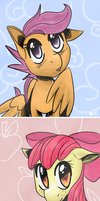 CutieBoos~ by WolfyTails