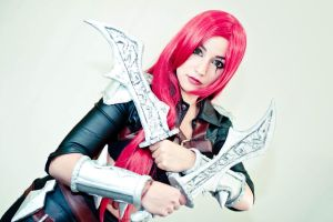 katarina - LOL by britanyX