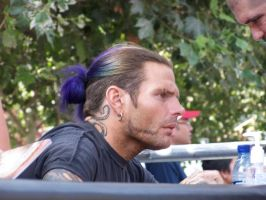jeff hardy by CaptainMarvelous