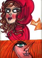 Red in the Woods SB 6 by Sarahfina-Rose