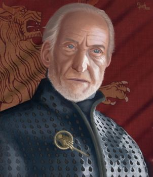Tywin Lannister The Lion by mucuss33