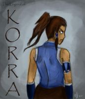 The Legend of Korra by zutaraxmylove
