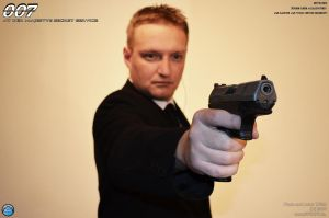 007 Cosplay Stock_4 by Joran-Belar