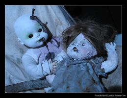 Zombie Babies 02 by alexisbc