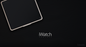 iWatch - Concept by bswas