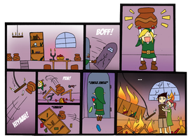 Zelda comic 2 by Pepisa