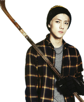 {PNG/Render #95} Sehun (EXO) by Larry1042k1
